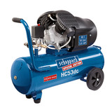 Buy Scheppach HC53DC Compressor 50 Litre Double Cylinder Oil Lubricated 240V at Toolstop