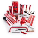 Rothenberger 1.9166 Pipefitters Toolkit in Metal Cantilever Tool Box - 25 Piece with 22 Blades - 2