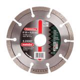 Metabo 6.24307 Diamond Cutting Disc Universal 125mm x 22.23mm - 2