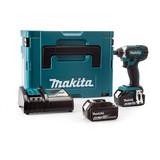 Makita DTD152RMJ 18V LXT Impact Driver (2 x 4.0Ah Batteries) - 6