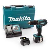 Makita DHP446RFE 14.4V LXT Cordless 2-Speed Combi Drill (2 x 3.0Ah Batteries) - 4
