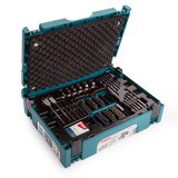Makita B-49638 Drill & Bit Set in Makpac Connector Case Type 1 (69 Piece) - 3