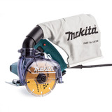 Makita 4100KB 125mm (5 Inch) Corded Dustless Disc Cutter 110V - 2