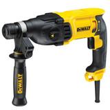 Buy Dewalt D25133K 26mm SDS+ 3 Mode Hammer 2kg 110V at Toolstop