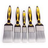 Coral 31505 Shurglide Paint Brush Set (5 Piece) - 2