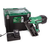 HiKOKI NR1890DCJPZ 18V 1st Fix Framing Nailer (2 x 5.0Ah Batteries) - 2