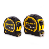 Stanley STHT9-98985 Tylon Tape Twin Pack 5m and 8m - 2