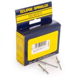 Buy Eclipse A24L Aluminium Rivets Long 4mm - Box of 100 at Toolstop