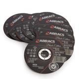 Abracs PHB11510FI Black Edition Extra Thin Cutting Discs 115 x 1 x 22.3mm (Pack Of 10) - 2