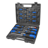 Tried + Tested TT014 Screwdriver Set (27 Piece) with Case  - 1