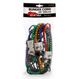 Buy Tayler 62024 Bungee Cords 24 Inch / 60cm (Pack of 5) at Toolstop