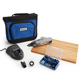 Dremel 8100-2/45 Cordless Multi-Tool Outdoor Project Kit (45 Accessories + 2 Attachments) - 2