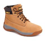 Buy Dewalt Apprentice Honey Nubuck Safety Hiker Boot 200 Joules Toe Cap at Toolstop