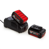 Bosch GBA 18805SET - 2 x GBA 18V 5.0Ah Batteries + GAL 1880 CV Fast Charger Starter Set - 1