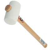 Thor 61-952W White Rubber Mallet (54mm) 375g
