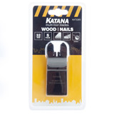 Katana KAT32B5 Multi-Tool Blades for Wood and Nails 32mm (Pack Of 5)