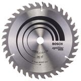 Bosch 2608640818 Optiline Circular Saw Blade for Wood 184mm x 16mm x 36T