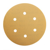 Bosch 2608605090 Sanding Disc C470 Best for Wood and Paint 150mm x 180 Grit ( Pack Of 5)