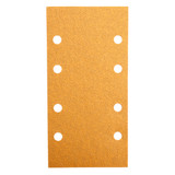 Bosch 2608605255 Sanding Sheets C470 Best for Wood and Paint 93 x 186mm 1/3 Sheet 80 Grit (Pack Of 10)