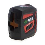 Flex ALC 2/1-G Self Levelling Green Cross Line Laser