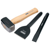 Draper 26120 Builders Kit with Hickory Handle