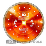 iQTS244 Platinum Combo Blade 254mm /10in