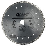 iQTS244 Q-Drive Dry Hard Material Blade 254mm / 10in