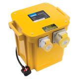Draper 01061 240V to 110V Portable Site Transformer 5kVA