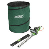 Draper 02630 Electric Hedge Trimmer And Tidy Bag