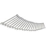 Draper 03115 Long Metric Combination Spanner Set (22 Piece)