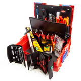 Knipex 002119LBE Electricians Tools in L-Boxx (63 Piece)
