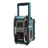 Makita MR002GZ 12-40Vmax XGT Job Site Bluetooth Radio Blue (CXT, LXT, XGT Batts) Body Only 1