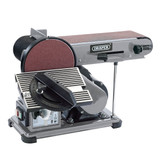 Draper 53005 Belt and Disc Sander 375W