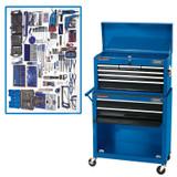 Draper 53257 Rolling Tool Chest & Workshop Tool Kit