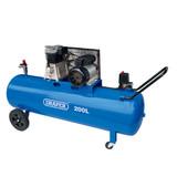 Draper 55315 Belt-Driven Air Compressor 200L 2.2kW