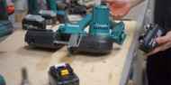 Makita DPB181Z Cordless Band Saw – Toolstop Review and Video Guide