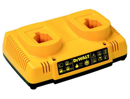 Buy Dewalt DE9216 7.2-18V NiCd/NiMH Dual Port Charger 240 Volts at Toolstop
