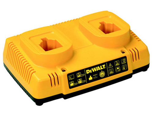 Buy Dewalt DE9216 7.2-18V NiCd/NiMH Dual Port Charger 240 Volts at Toolstop