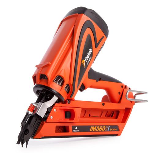 Paslode IM360Ci Cordless 7.2V 1st Fix Gas Framing Nailer (1 x Battery) 010391 - 5