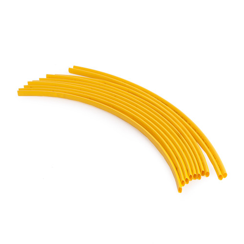 Buy BlueSpot 40514 Yellow Heat Shrink Tubing 300mm (10 Piece) at Toolstop