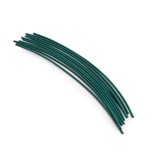 BlueSpot 40510 Green Heat Shrink Tubing 300mm (8 Piece) - 1