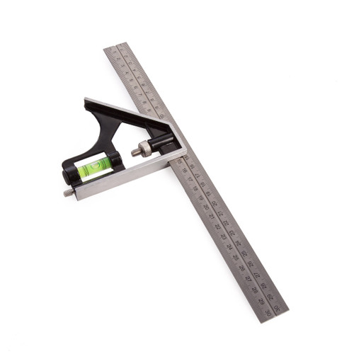 BlueSpot 33928 Heavy Duty Combination Square 12in / 300mm - 1