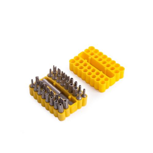 BlueSpot 14151 Security Screwdriver Bit Set (33 Piece) - 3