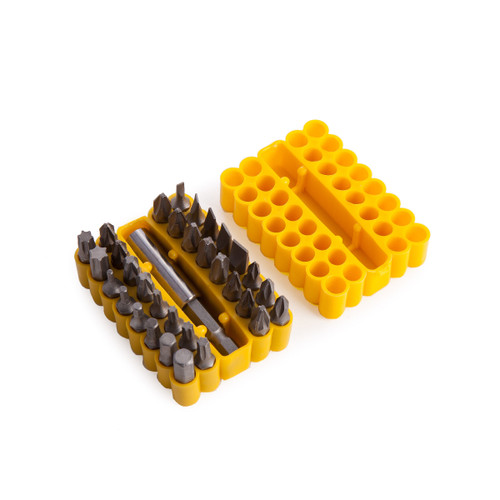 BlueSpot 14112 Screwdriver Bit Set (33 Piece) - 3