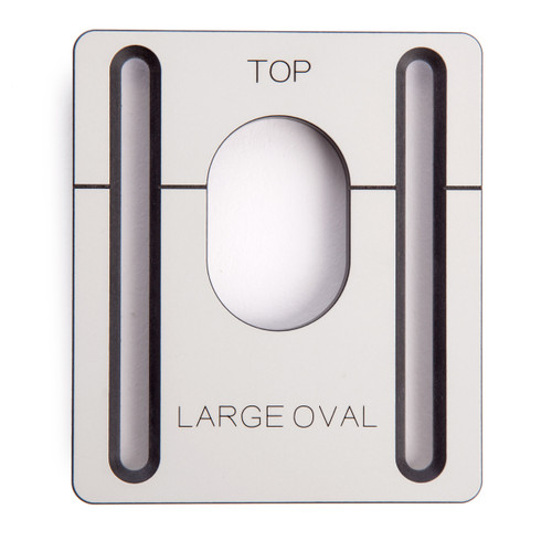 Trend ECL/T/OCL Oval Cylinder Barrel Template - Large - 1