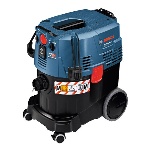 Bosch GAS 35 M AFC Dust Extractor M-Class, Wet/Dry, Automatic Filter Cleaning 240V - 5