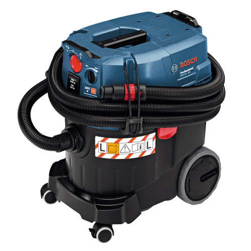 Bosch GAS 35 L AFC Dust Extractor L-Class, Wet/Dry, Automatic Filter Cleaning (240V) - 2