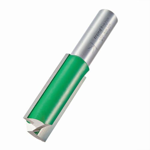 Trend C030BX1/2TC CraftPro 2 Flute Straight Cutter 19.1mm Diameter - 1