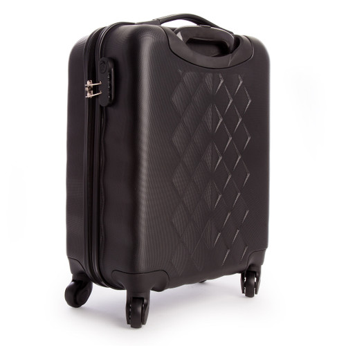 Toolstop Cabin Luggage Approved Size with Telescopic Handle and Wheels (54 x 36 x 23cm) - 3