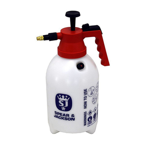 Buy Spear & Jackson 2LPAPS 2 Litre Pump Action Pressure Sprayer at Toolstop